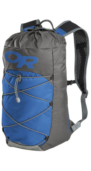 Outdoor Research Isolation - Sac à dos - 18l gris/bleu